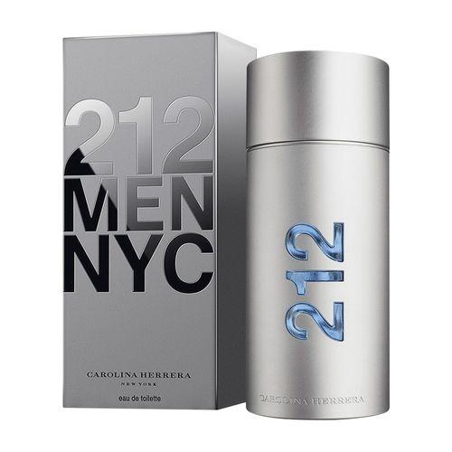 212 Men de Carolina Herrera Eau de Toilette Masculino 30 Ml