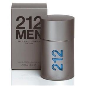 212 Men Eau de Toilette Masculino - Carolina Herrera - 50Ml - 50Ml