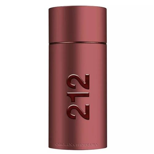 212 Sexy Men de Carolina Herrera Eau de Toilette Masculino (50ml)