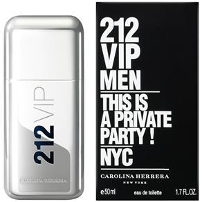 212 Vip Men By Carolina Herrera Eau de Toilette Masculino 30ml - 30 ML