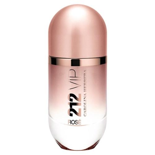 212 Vip Rosé Carolina Herrera - Perfume Feminino - Eau de Parfum 80Ml