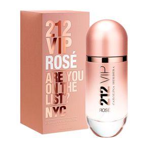 212 Vip Rose de Carolina Herrera Eau de Parfum Feminino 30 Ml