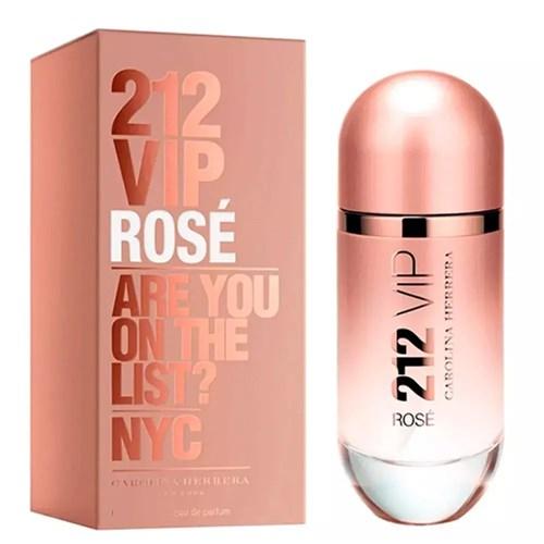 212 Vip Rose de Carolina Herrera Eau de Parfum Feminino (80ml)