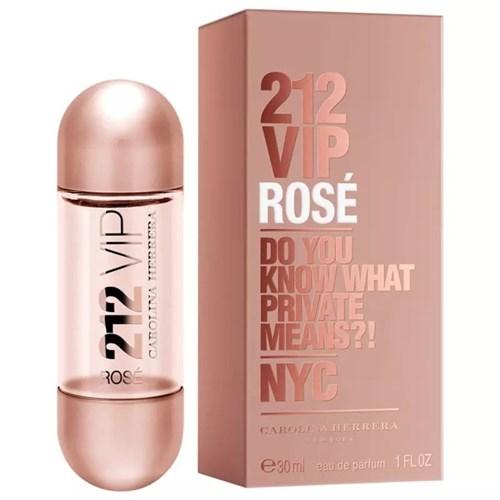 212 Vip Rose Eau de Parfum Feminino (80 Ml)