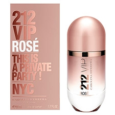 212 Vip Rose Eau de Parfum Perfume Feminino 30ml - Carolina Herrera