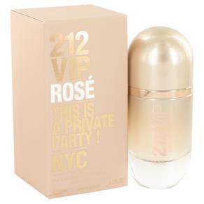 Perfume Feminino 212 Vip Rose Carolina Herrera Eau de Parfum - 50ml
