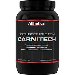 100 % Beef Protein Carnitech Evolution Series 900g - Atlhetica
