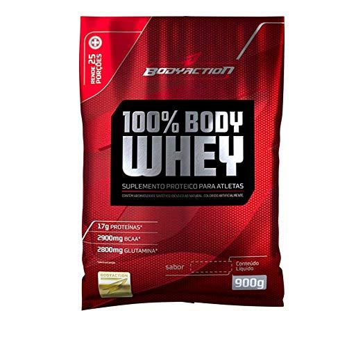 100% Body Whey (900g) Body Action -Chocolate