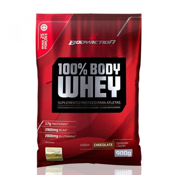 100 Body Whey Protein (900g) Body Action