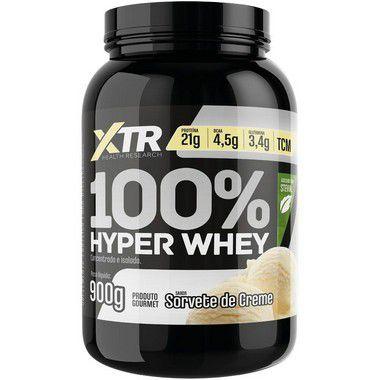 100% Hyper Pure Whey 900g XTR - Xtr Nutrition