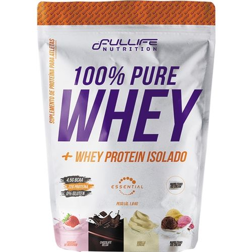 100% Pure Whey (900g) - Fullife Nutrition