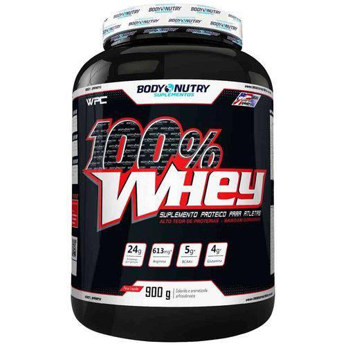 100% Whey - 900g - Body Nutry - Baunilha