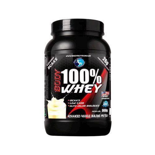 100% Whey - 900g Chocolate - Body Nutry