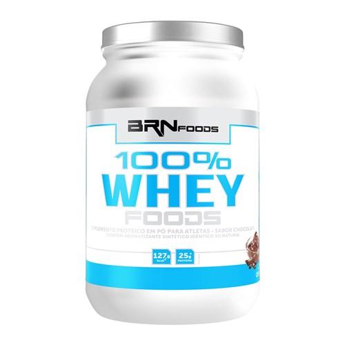 100% Whey Foods 900g Chocolate – BRNFOODS