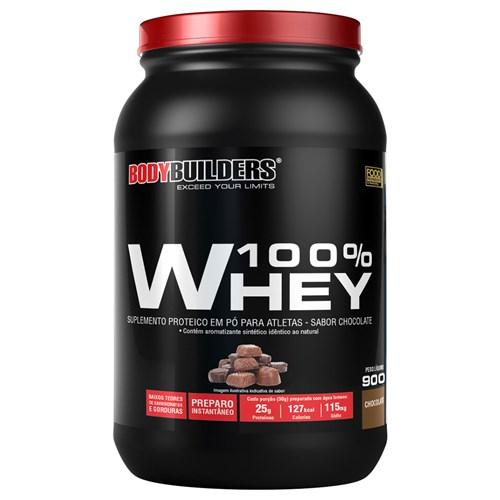 100% Whey Protein 900G Chocolate ¿ Bodybuilders