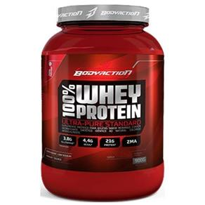 100% Whey Protein - Body Action 900g