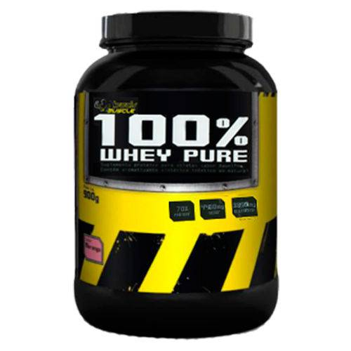 100% Whey Pure (900g) - Body Muscle