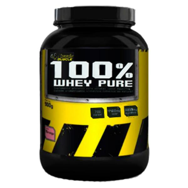 100 Whey Pure (900g) - Body Muscle