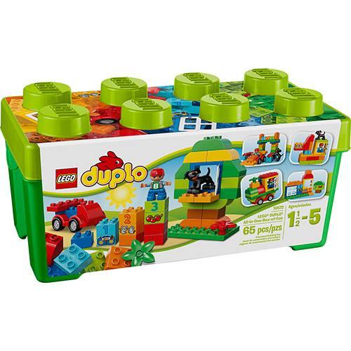 Tudo sobre '10572 - LEGO Duplo - Caixa Divertida Tudo em um Conjunto'