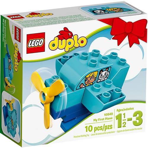 Tudo sobre '10849 - LEGO Duplo - o Meu Primeiro Avião'