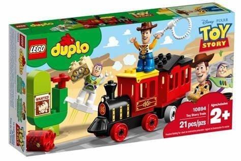 10894 Lego Duplo Trem Toy Story