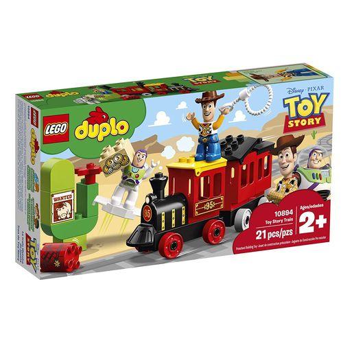 10894 Lego Duplo - Trem Toy Story
