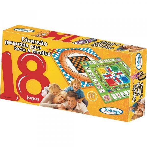 18 Jogos 65587 - Xalingo