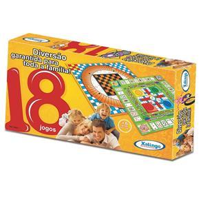 18 Jogos Infantis - Xalingo
