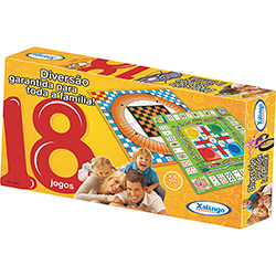 18 Jogos - Xalingo