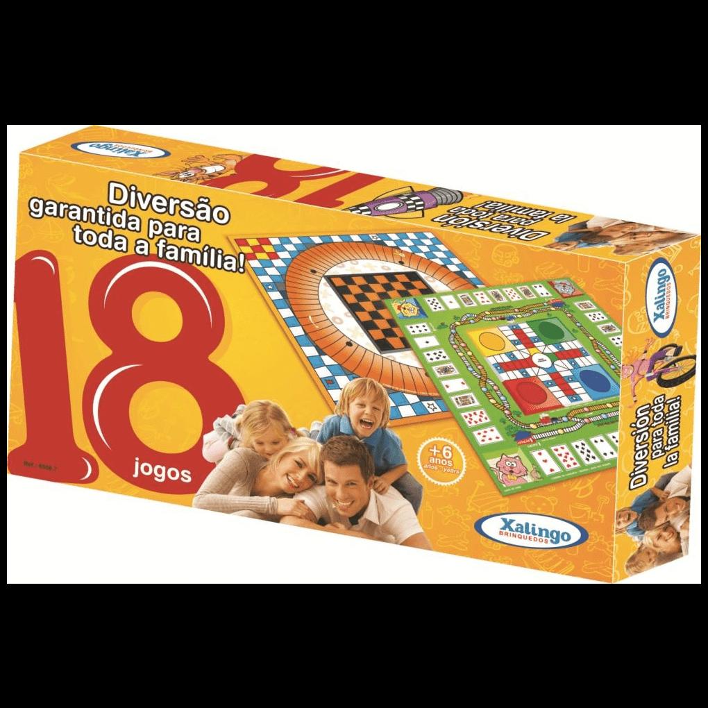 18 Jogos- Xalingo