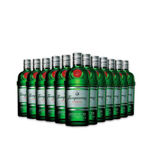12x Gin Tanqueray 750ml