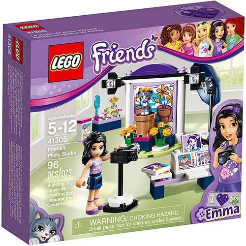 Tudo sobre '41305 - LEGO Friends - o Estúdio Fotográfico da Emma'
