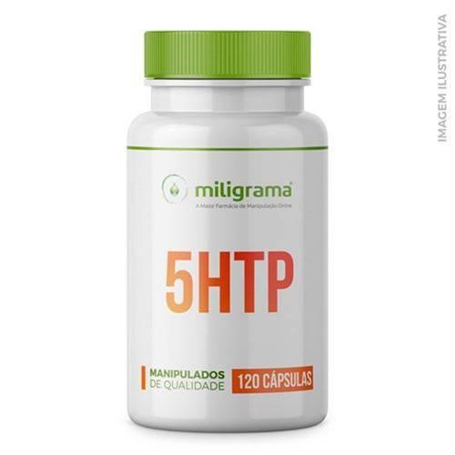 5 HTP 50mg 120 Cápsulas