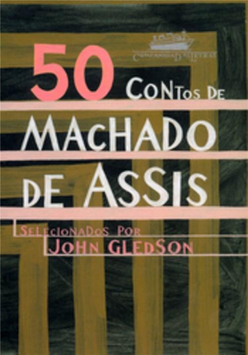 50 Contos de Machado de Assis -Cia das Letras