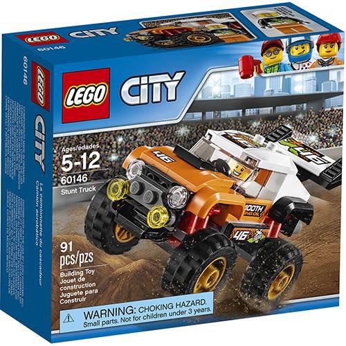 Tudo sobre '60146 - LEGO City - Caminhão de Acrobacias'