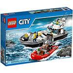 Tudo sobre '60129 - LEGO City - Barco de Patrulha da Polícia'