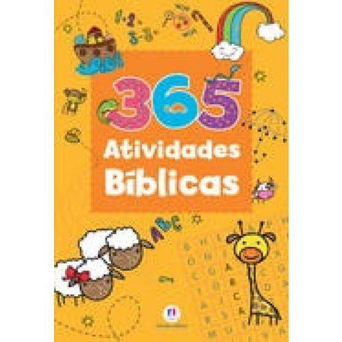 Tudo sobre '365 Atividades Biblicas'