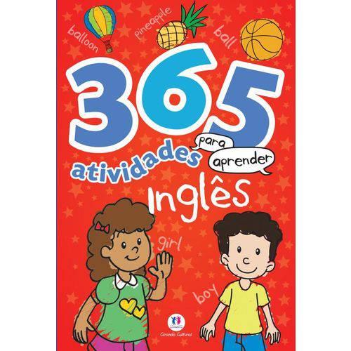 Tudo sobre '365 Atividades para Aprender Ingles'