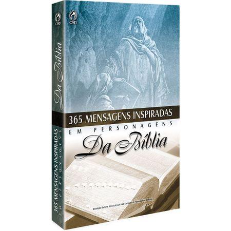 Tudo sobre '365 Mensagens Inspiradas em Personagens da Bíblia'
