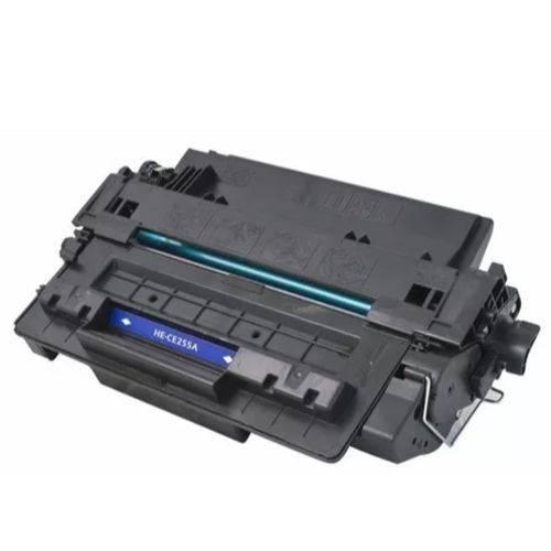 7 Toner Compatível Ce255a 255a 55a P/ P3015n P3015x P3015d