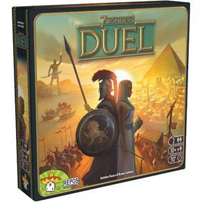 7 Wonders Duel Galápagos Board Game 7Wo101