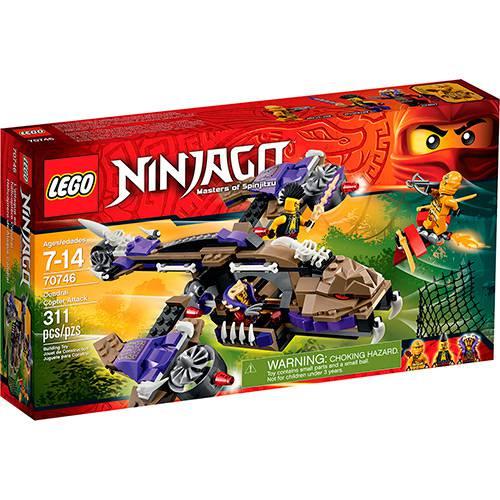 Tudo sobre '70746 - LEGO Ninjago - Ataque de Helicóptero Condrai'