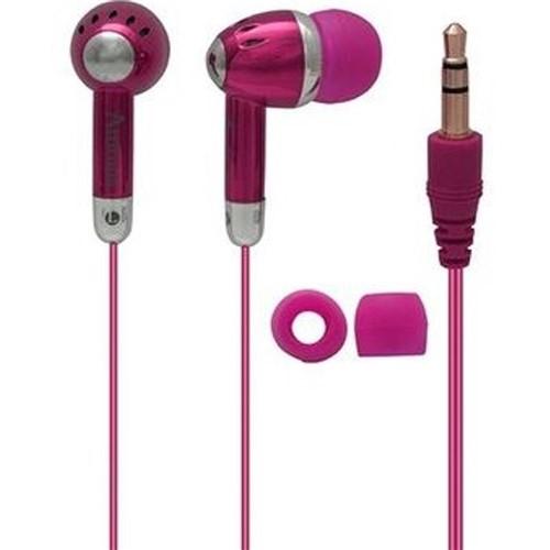 Fone de Ouvido Attitudz Flirty Pink CVE53-Coby
