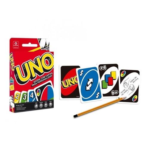 Jogo de Cartas Uno 98190 - Copag