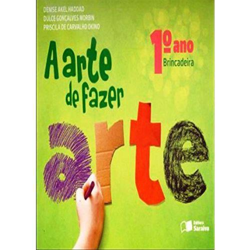 Tudo sobre 'A Arte de Fazer Arte - 1º Ano'