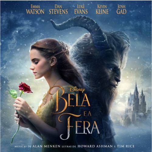 A Bela e a Fera - Beauty And The Beast - Ost