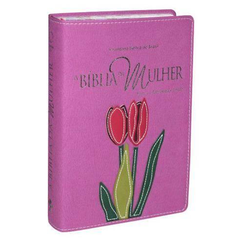 Tudo sobre 'A Bíblia da Mulher - Capa Lilás'