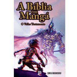 Tudo sobre 'A Bíblia em Mangá: o Velho Testamento'