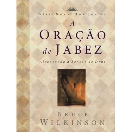 Tudo sobre 'A Oração de Jabez'