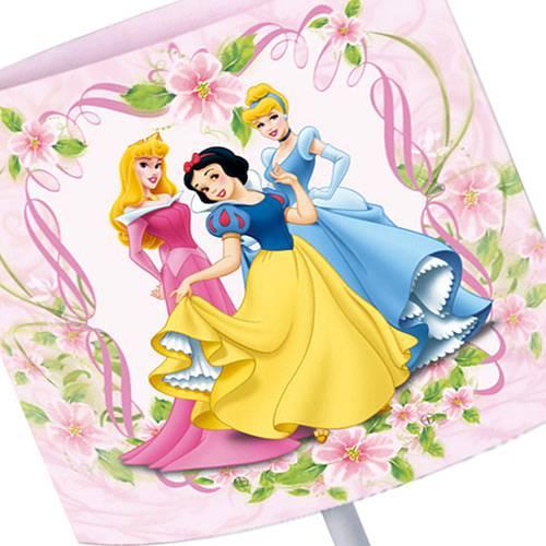 Abajur Oval - Princesas - Startec